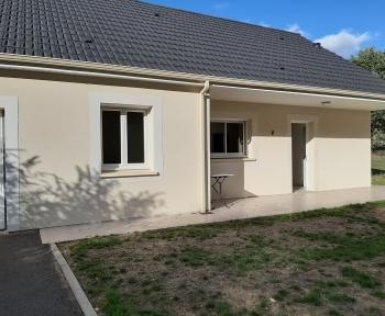 Location Maison 3 pièces Boulleret (18240) - Zone pavillonnaire