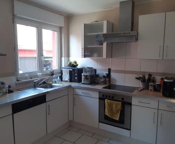 Location Appartement avec terrasse 4 pièces Betschdorf (67660) - 43 rue de la Sauer