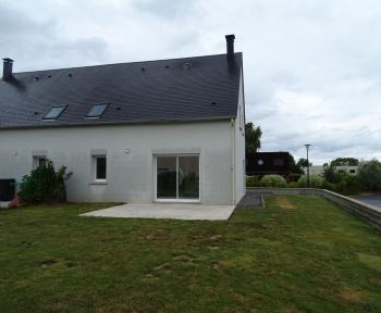 Location Maison avec jardin 4 pièces Merville-Franceville-Plage (14810) - rue de l'Acre Goyer