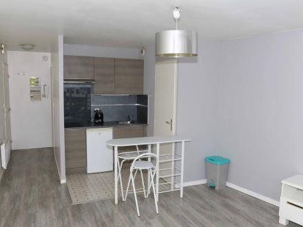 Location Appartement meublé 1 pièce Lille (59000) - Boulevard d'Alsace