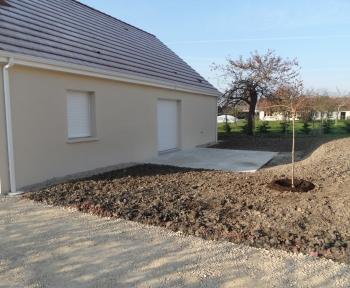 Location Maison 3 pièces Mont-près-Chambord (41250) - Centre bourg